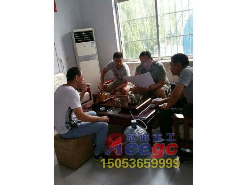 蒙gu国客户订gou99zhen人重工沙金设备