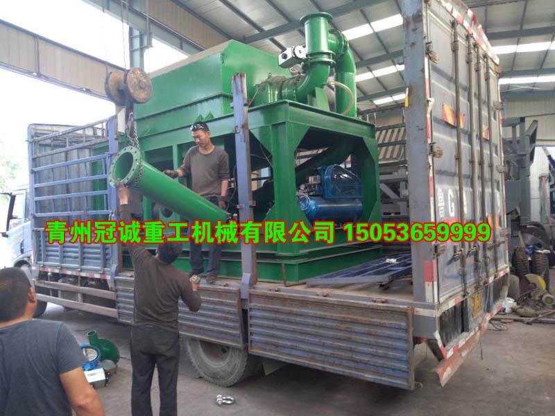 发往四川cheng都的全自动wo式离心机sha金设备xian场